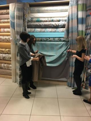 Выбираем текстиль